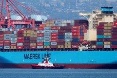 貨櫃海運價 看到今年第15漲