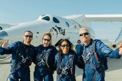 開啟民營太空旅行市場 維珍航空創辦人成為第一個登上太空的火箭公司老闆