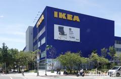 「有確診者足跡」配合政策 內湖IKEA宣布延長停業三天
