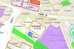 汽車僅有4米巷道出入 住都中心蓋竹科545戶社宅惹議