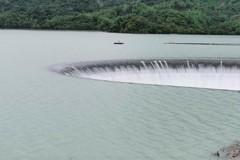 南化水庫又滿了!下午發布自然溢流警報請下游注意