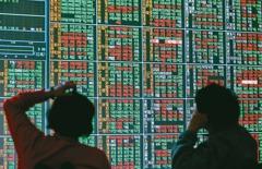 航運股領跌台股重挫260.51點 三大法人賣超357.92億