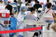 高雄女子接種疫苗 全身抽搐送醫急救