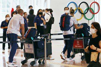 捷克奧運代表團抵東京 一隊職員確診感染