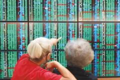 電子走弱台股收跌106點 三大法人賣超452.86億