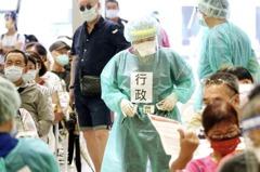 14萬國小教職員開打疫苗 拚28日前普打AZ第一劑
