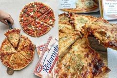 全聯隱藏版「9吋披薩」高CP值美食!4款起司一次滿足,免解凍、微波也行