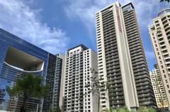 回流台商銀彈加持 台中市百坪豪宅交易年增13.5%