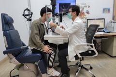 宅在家過度用3C高度近視人口飆 增視網膜病變風險