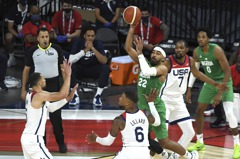 籃球/熱身勝美國掀討論 奈及利亞名單8人NBA現役