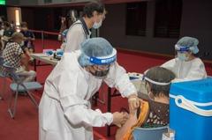 宜蘭縣疫苗配發率低於全國平均 籲請中央多撥補