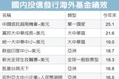 亞股基金 今年績效傲人