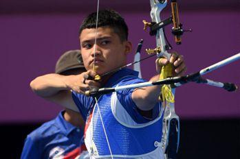 射箭/湯智鈞首闖奧運很興奮 林佳恩走過低潮更勇敢