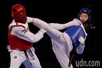 羅嘉翎踢回東奧銅牌 蔡英文:今晚「+0」振奮了全台灣