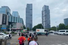 鄭州水災斷網 市民:重回以物易物「原始生活」