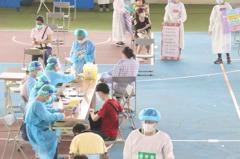 高雄市2萬3千國高中補教人員 7月底前接種完畢