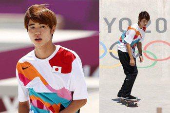歷史第一金!堀米雄斗奪奧運滑板金牌 戰袍掀熱議背後藏有這意義