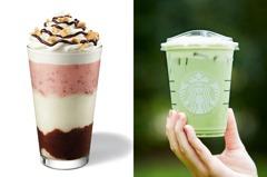 星巴克「全品項第2杯半價」快閃!甜點系「漸層星冰樂」草莓巧克力香草全滿足