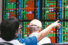 台股量縮走低 終場下跌169點收17,403點