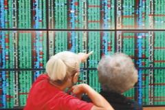 航運股重挫台股收跌169.36點 三大法人賣超209.15億