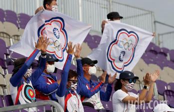 圖輯/射箭金牌戰不敵南韓 男團摘銀仍平最佳紀錄