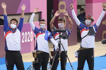 射箭/賽前自製出場介紹影片 中華隊把每戰都當金牌戰