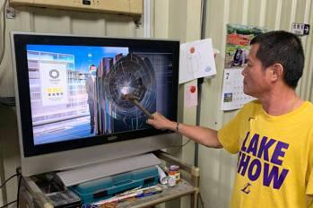 桌球混雙東奧拿銅牌 今天他不用再砸新電視了
