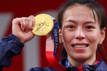 「金牌來自數次肌肉傷害疊加而成」-郭婞淳完成東奧奪金夢想 把台灣舉向世界