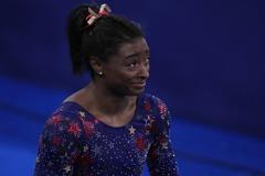 體操/美國天后拜爾絲因醫療問題 退出奧運團體決賽