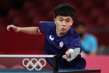 林昀儒東奧桌球男單挺進4強 羽球全員晉級達成
