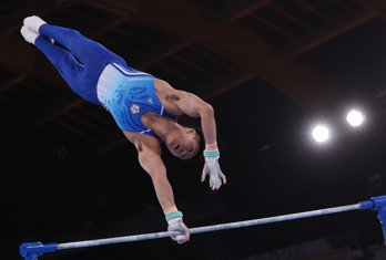體操/唐嘉鴻奧運初體驗全能第7 新招「貓跳540度」再等等
