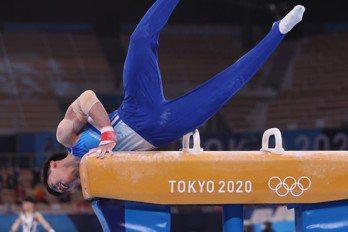 體操/落馬兩次「手現傷勢」更謹慎 李智凱鞍馬決賽拚獎牌