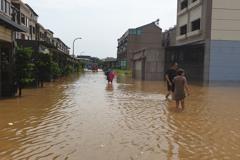 桃園新屋福洲路淹水頻傳 市府啟動下水道改善工程