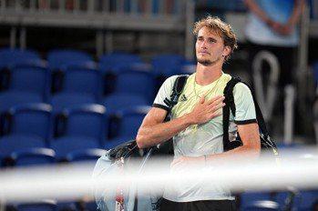 網球/澤瑞夫打敗球約克維奇 仍讚對手是最偉大球員