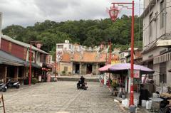 新竹北埔老街降級仍沒遊客 店家嘆開放內用反而困擾