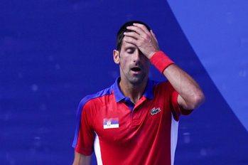 網球/連銅牌都沒了 約克維奇氣力放盡不敵西班牙好手