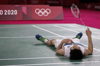羽球/8強不敵上屆金牌諶龍 周天成:這不是終點