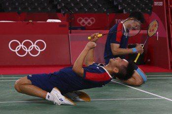 東京奧運/台灣羽球奧運史上首面金牌!「麟洋配」李洋、王齊麟國中目標就是奧運