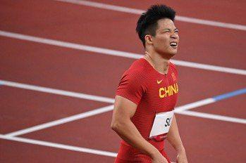 田徑/中國蘇炳添東奧百公尺跑9.83秒 破亞洲紀錄