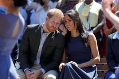 梅根為40歲生日辦派對 4.2億豪宅開趴哈利王子幫準備