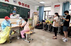 爆發Delta病毒 南京第三輪核酸檢測發現49病例