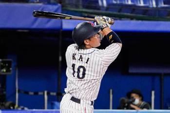 棒球/甲斐神來一棒打退美國 日韓再度宿命對決