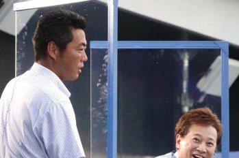 棒球/日美大戰預演金牌戰 上原浩治場邊擔任球評