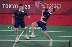 羽球/對手變搭檔 大馬男雙謝蘇配首闖奧運奪銅牌