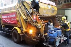防新北跨境垃圾 桃園八德龜山4里10月起試辦專用垃圾袋