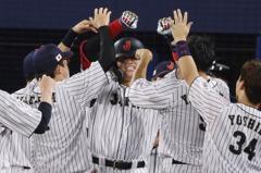 棒球/2:0完封美國!日本武士隊終於奪金