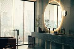 現代衛浴設計標誌之作 傳達義大利新古典主義精神