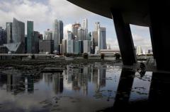 新加坡上修今年GDP成長達7% 經濟將隨疫苗普及逐步解封