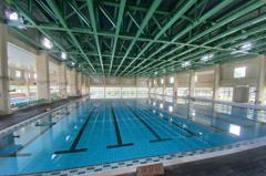 高市環保局4座回饋游泳館今起有條件開放 每天2場次