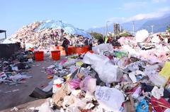 花蓮量販店垃圾無處可去 環保局申請送中區掩埋場